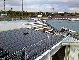 Isolation étanchéité Toiture Terrasse Par Lextérieur Lintérieur - Toiture terrasse bois accessible isolation et etancheite